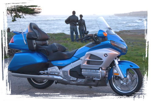 GOLDWING 1800 - MODELL 2012